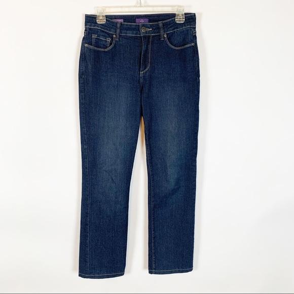 NYDJ Denim - NYDJ Marilyn Straight Jeans Size 6